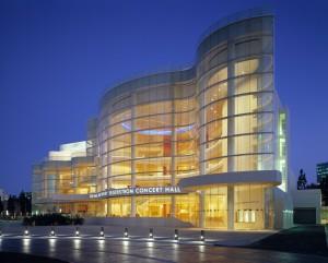 Segerstrom Concert Hall. Photo courtesy of Segerstrom Center.