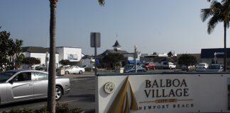 Balboa village