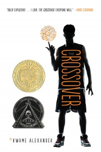 Library Association Award winner - Crossover