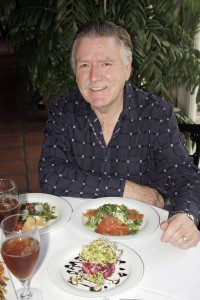 Chef Pascal of Café Jardin