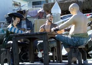 Pirates in Newport Harbor