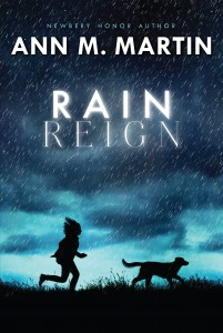 Library Association Award winner - Rain Reign