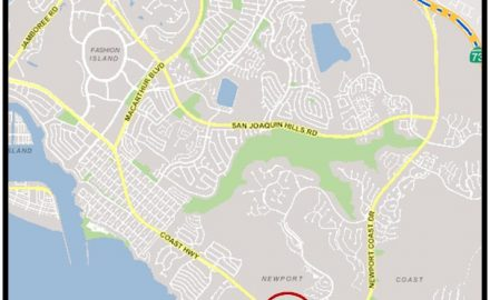 Newport Coast Drive signal outage