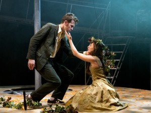 Following their astonishing­ Brief Encounter and The Wild Bride, the beguiling players from Kneehigh return to St. Ann's Warehouse with this glorious adaptation of Tristan & Yseult. Based on an epic ancient tale from Cornwall, Tristan & Yseult revels i