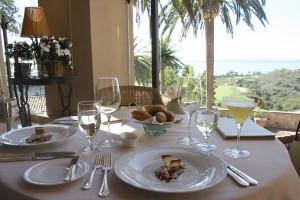 Andrea restaurant at Pelican Hill Resort