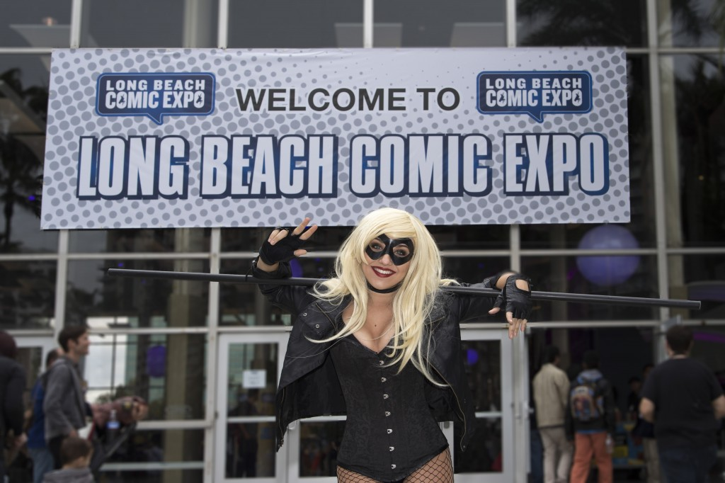 Welcome to Long Beach Comic Expo 2015. — Photo by Lawrence Sherwin ©
