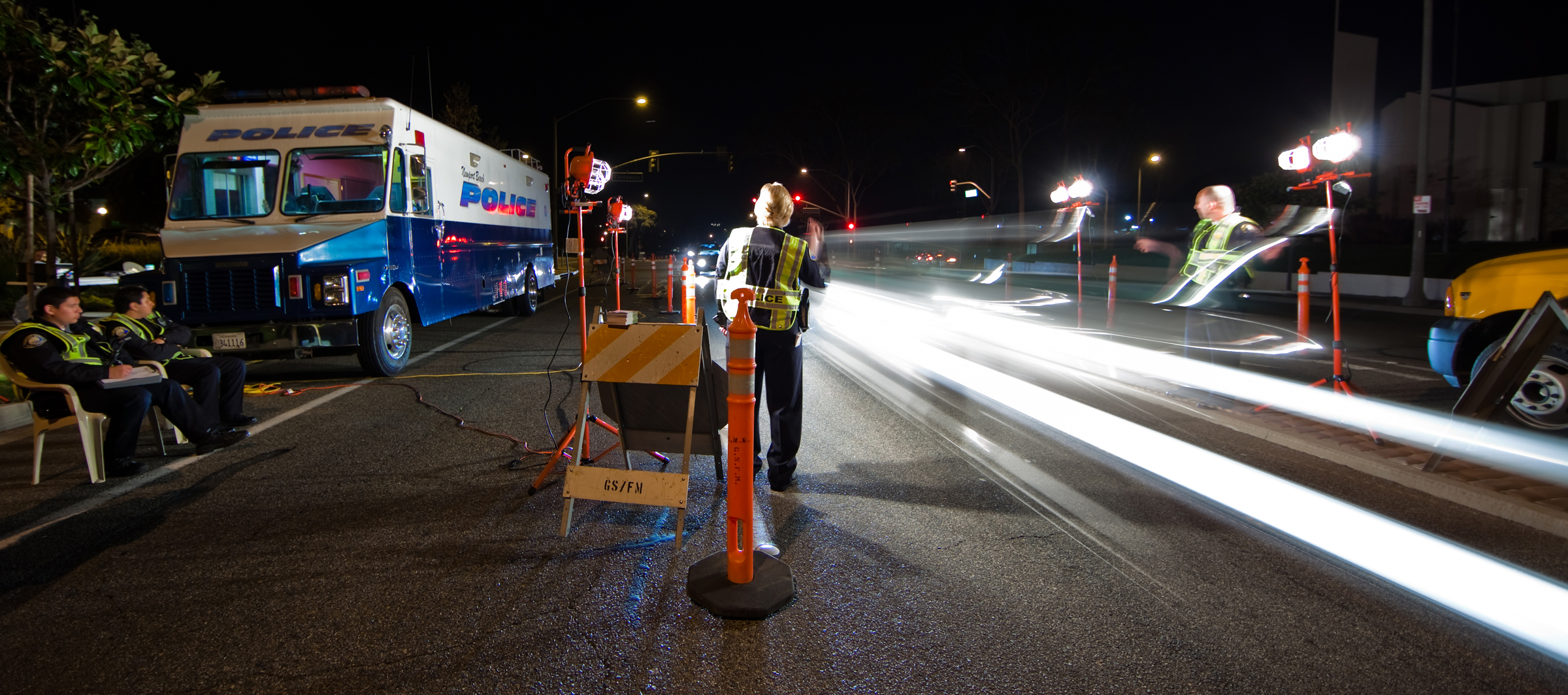 Newport Beach News DUI/Drivers License Checkpoint Planned