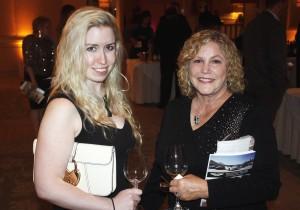 Catherine Del Casale and Nella Webster O'Grady