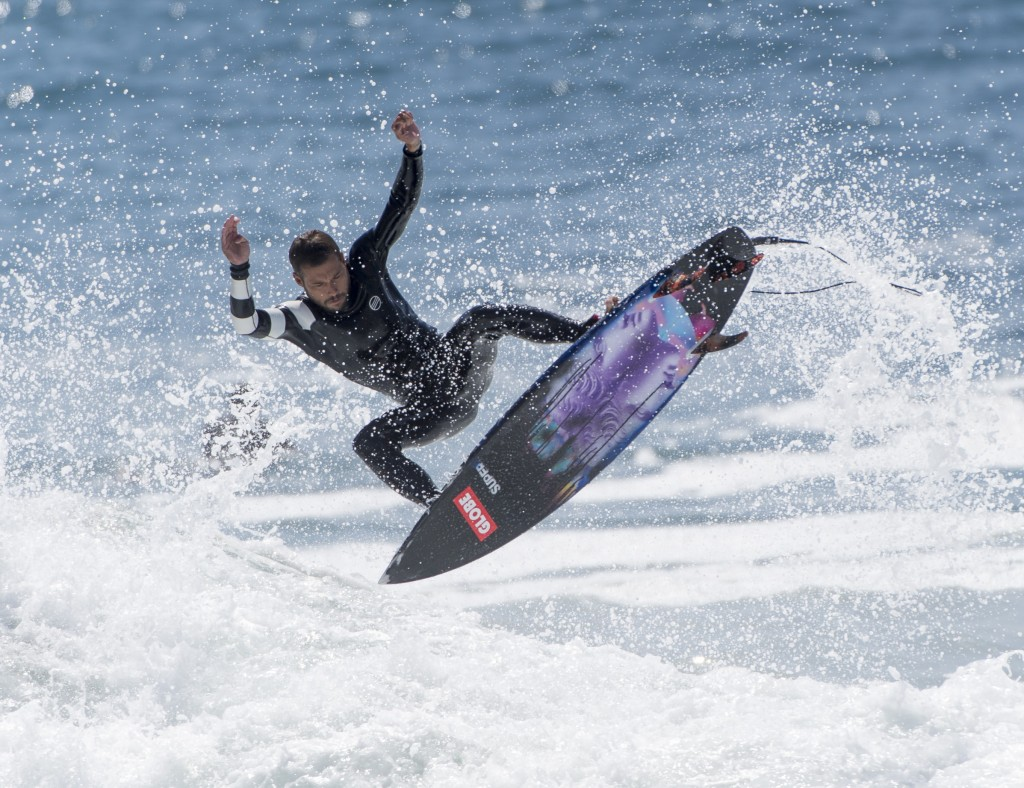 Wedge wipeout