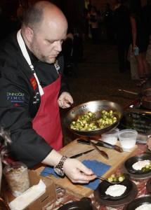 Bosscat Chef Peter Petros