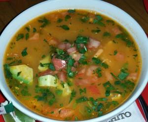 Mamá Avila's Soup