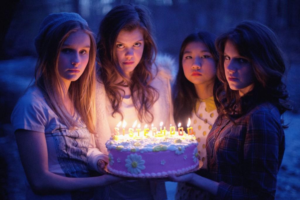 'The Sisterhood of Night' — Photo courtesy 'The Sisterhood of Night'' ©