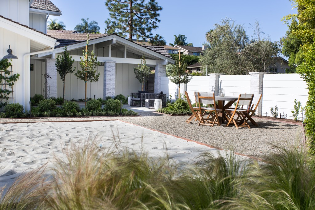 Drought tolerant landscaping — NB Indy Photo ©