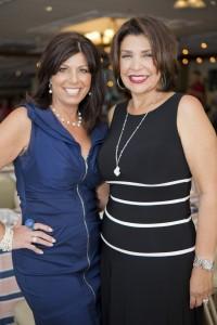 Gala co-chairs Lori Feeney and Lorraine Bader