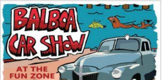 Balboa Car Show
