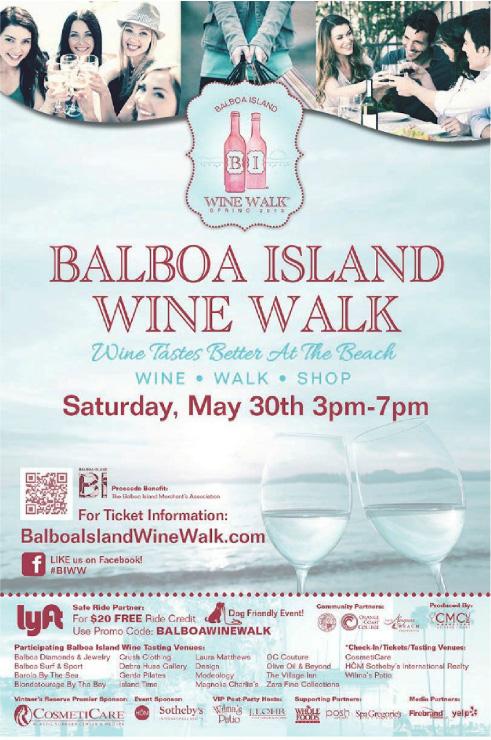 Balboa Wine Walk