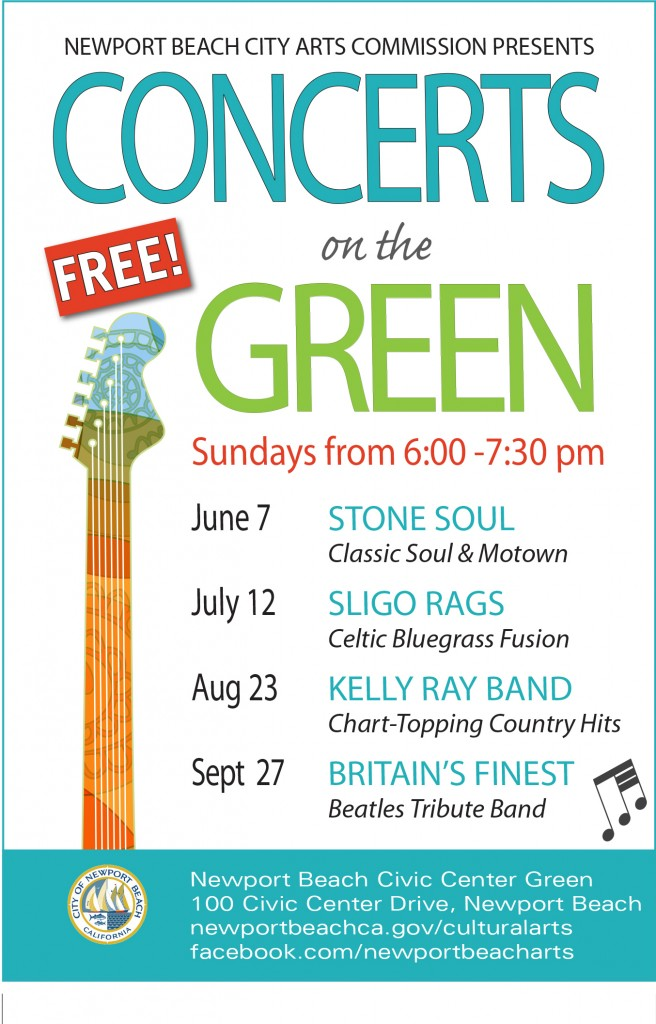Concerts of the Green