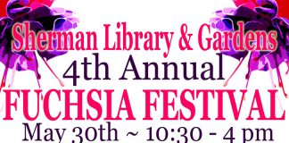 4th Annual Fuchsia Festival