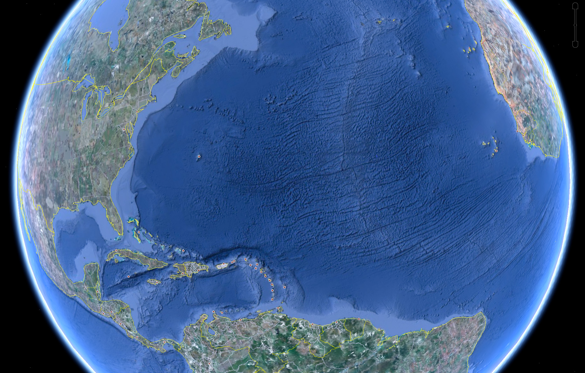 Google themes earth - Newport Local News Google Earth Watches The Oceans Newport Local News