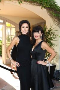 Newport Beach residents Lauren Wong and Brenda St. Hilaire, Gala co-chairs
