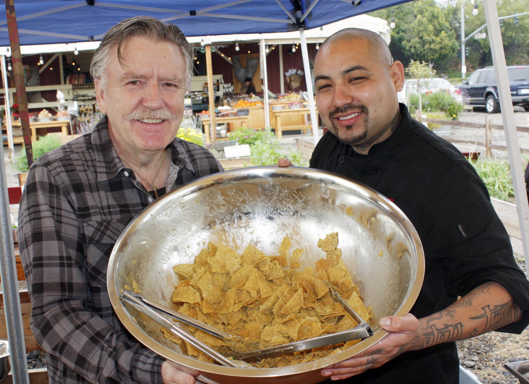 Newport local news golden chefs gin cigars for Cafe jardin newport beach