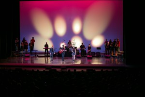 OCSA Commercial Music Conservatory students perform at Season Finale