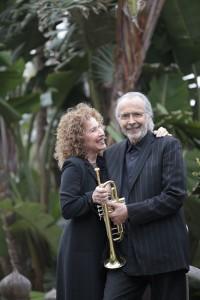 Herb Albert and Lani Hall