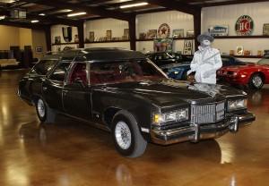 John Wayne's Pontiac station wagon