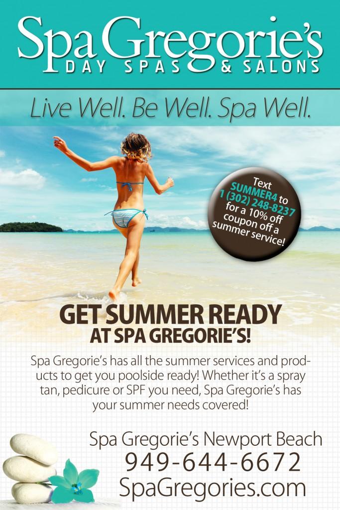 Spa Gregorie's