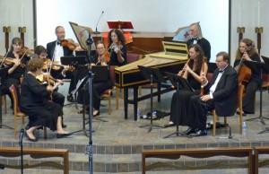Baroque concert
