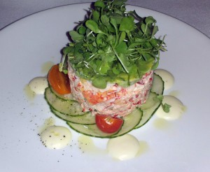 Maine lobster salad