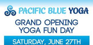 Pacific Blue Yoga