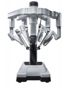 da Vinci robot