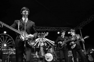 Britain's Finest play music of the Beatles