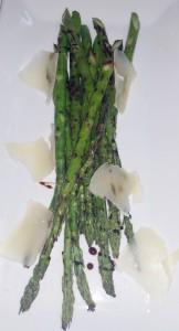 Asparagus at Babette's