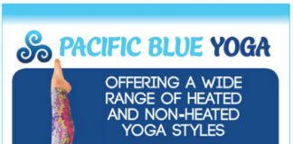 Pacific Blue Yoga