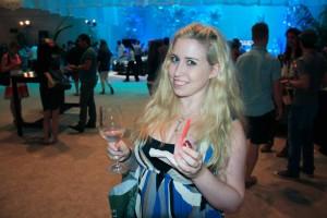 Catherine at the LA Food & Wine Festival