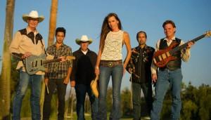 Kelly Rae band