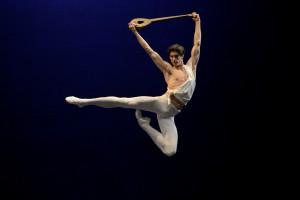 Xander Parish  of the Mariisnki Ballet. Photo by Valentin Baranovsky