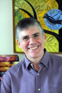 Author Rick Riordan
