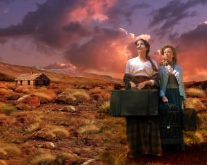 "South Coast Repertory presents ""Abundance"" by Beth Henley,"
