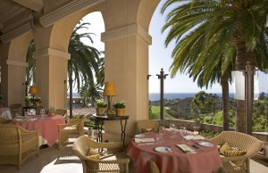 Andrea Restaurant at Pelican Hill / photo courtesy of Pelican Hill