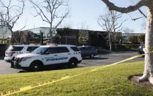 Woman's body was found in this office building on Campus Drive