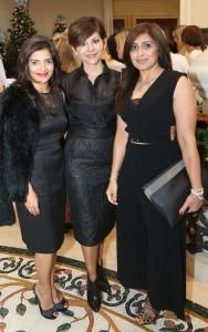 Lourdes Nark, Wendy Tenebaum, Lauren Wong