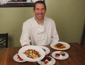 Chef Kevin Cahalan of Sliding Door closed his restaurant in February, but his Kevin's Kitchen at Knuckleheads Sports Bar in San Clemente is going strong.
