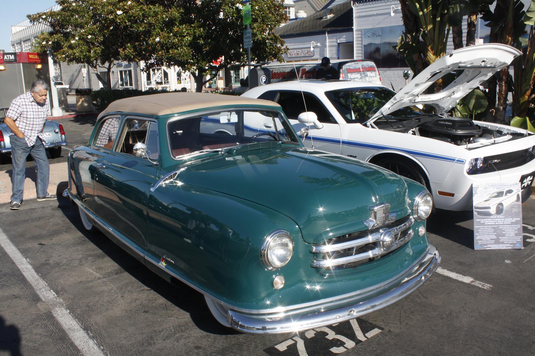 Newport Beach Local News Local Focus Balboa Car Show Offers Classic - Major car shows