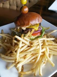 Bungalow burger