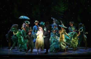 "The cast of ""Wicked"""