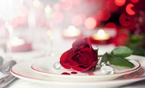 valentine dining