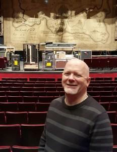 """Wicked"" production stage manager David O'Brien"